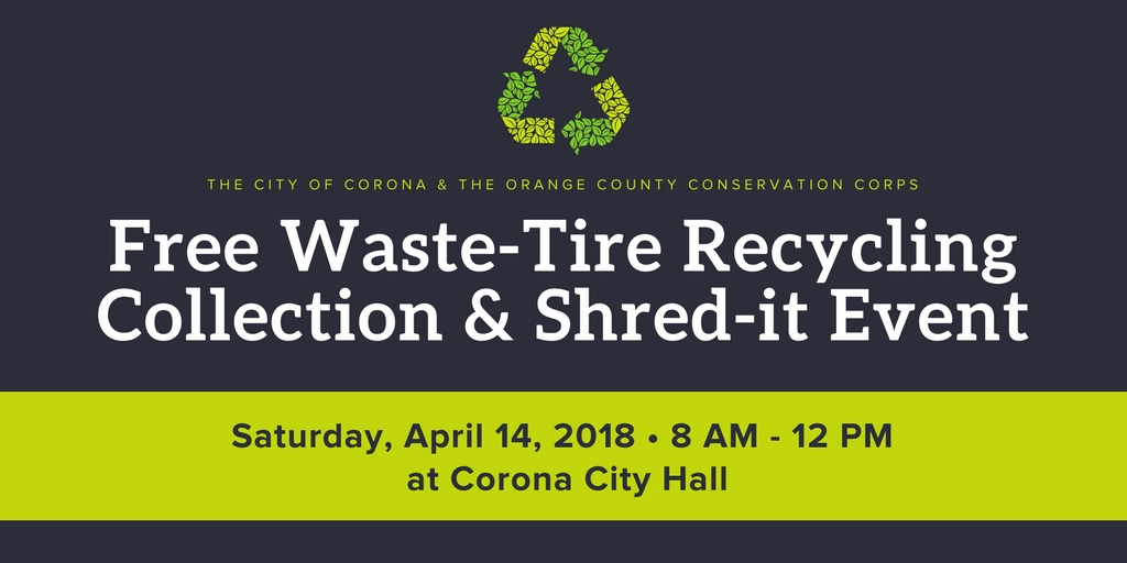 Tire & Shred It Event