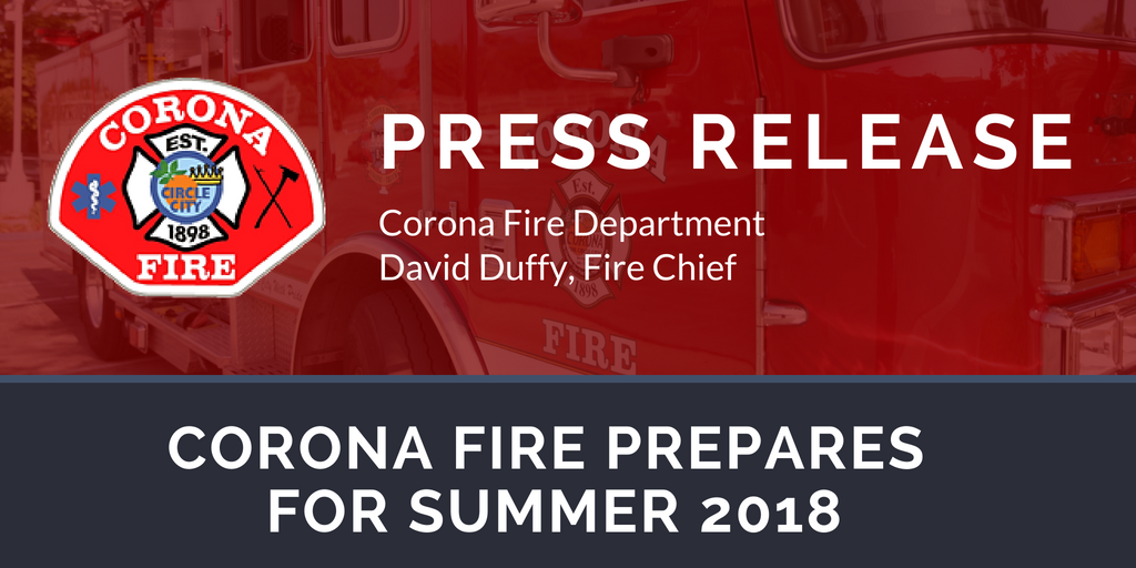 PR- fire prepares for summer