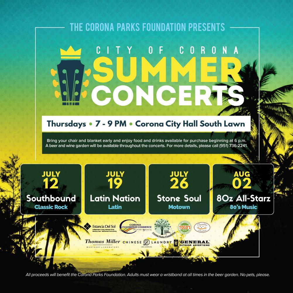 SU18 Concerts