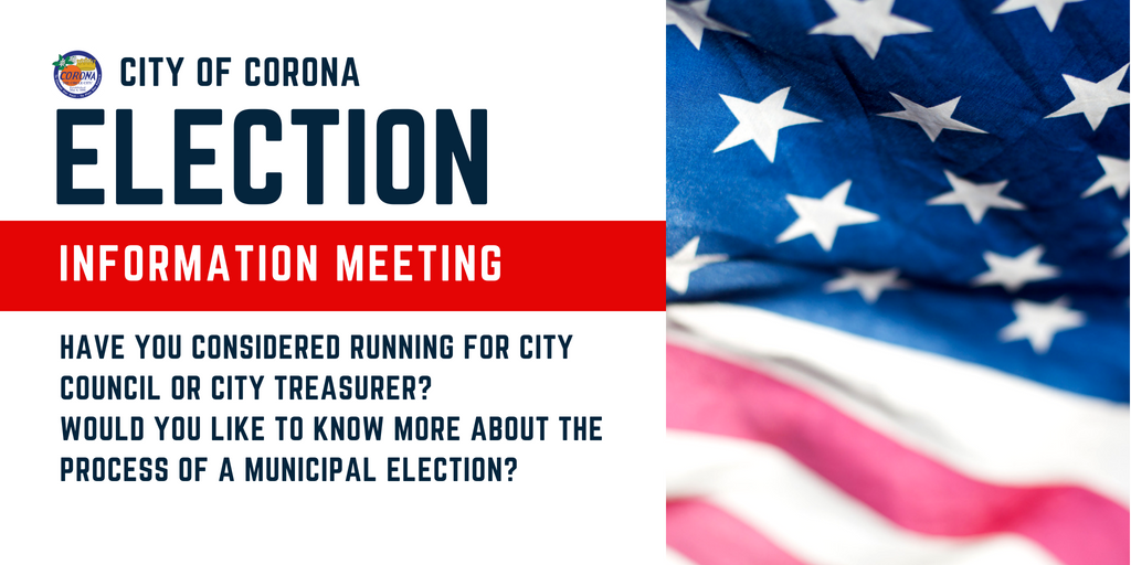 Election info Meeting