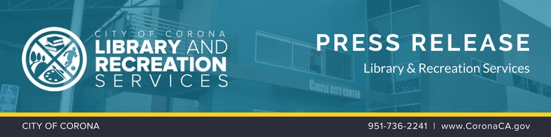 Library & Recreation Services Press Release