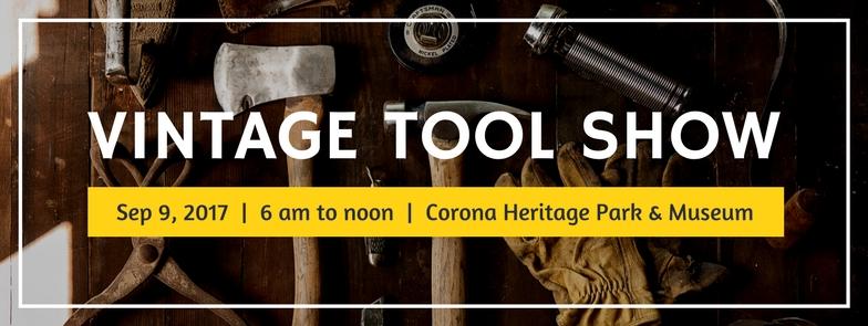 Vintage Tool Show