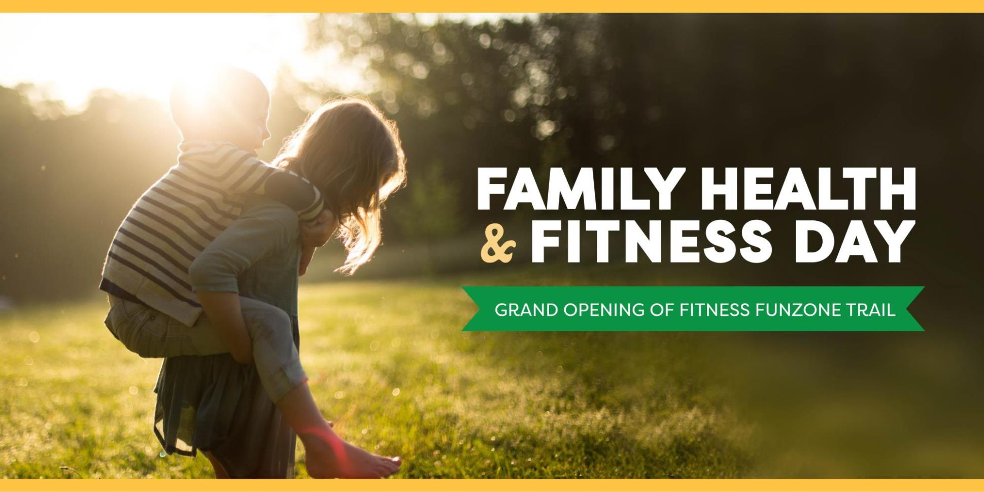Family Health & Fitness Day