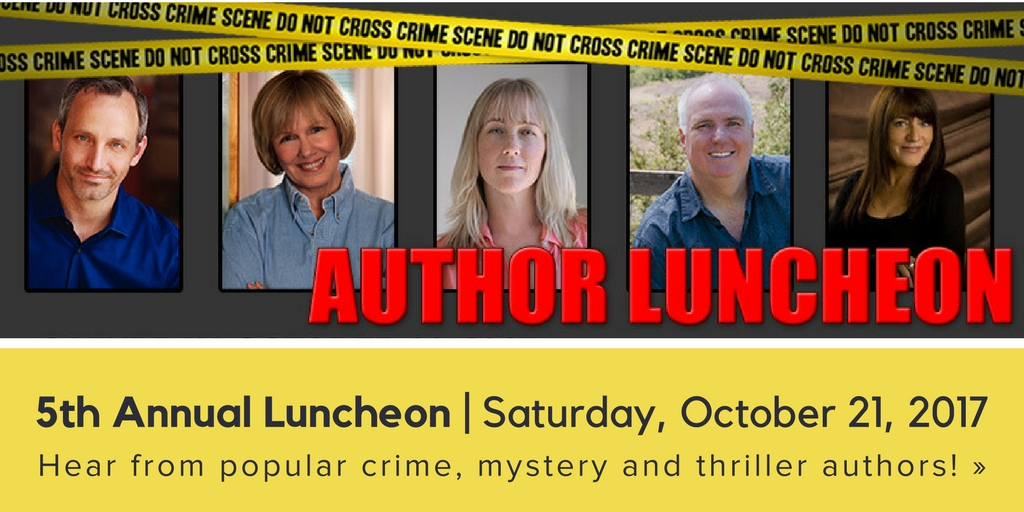 5th Annual Author Luncheon