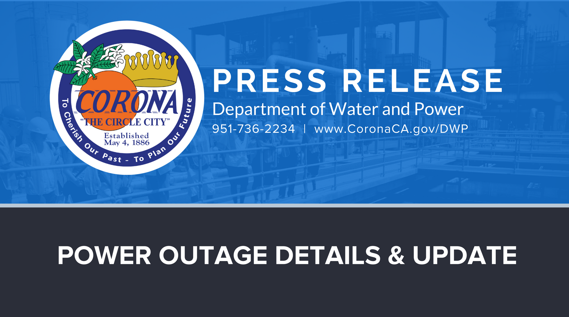 Power Outage Details & Update