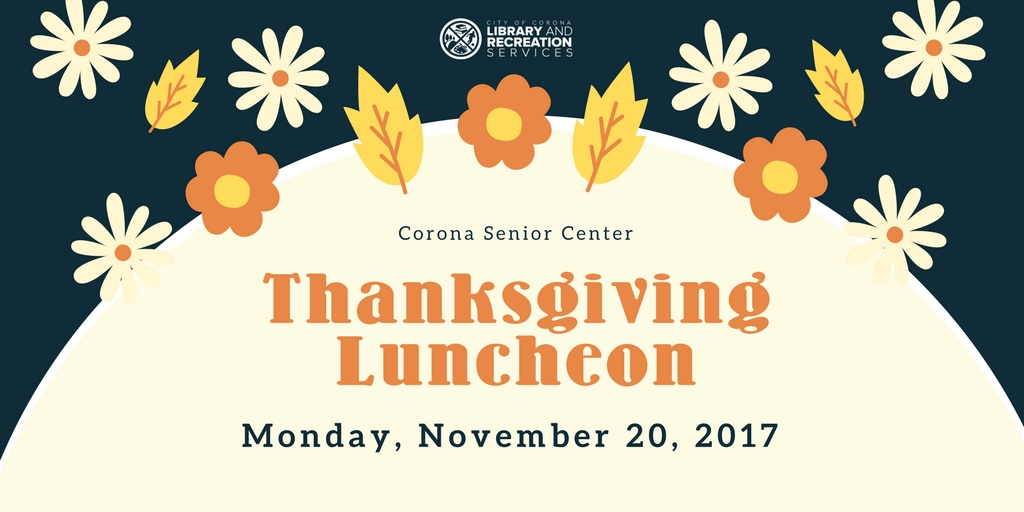 Thanksgiving Luncheon