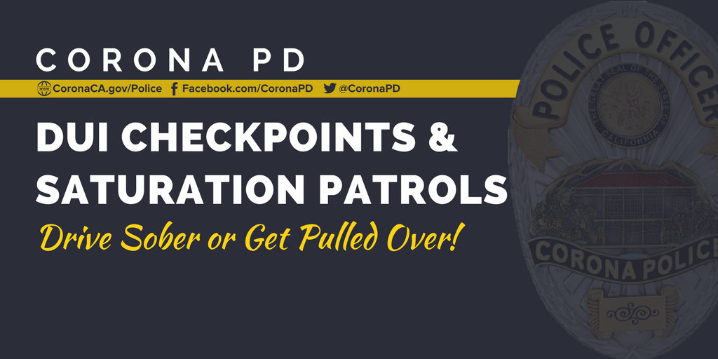 PD DUI Graphic