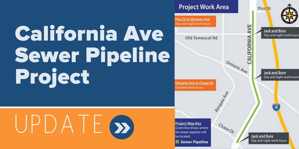 California Avenue Sewer Pipeline Project