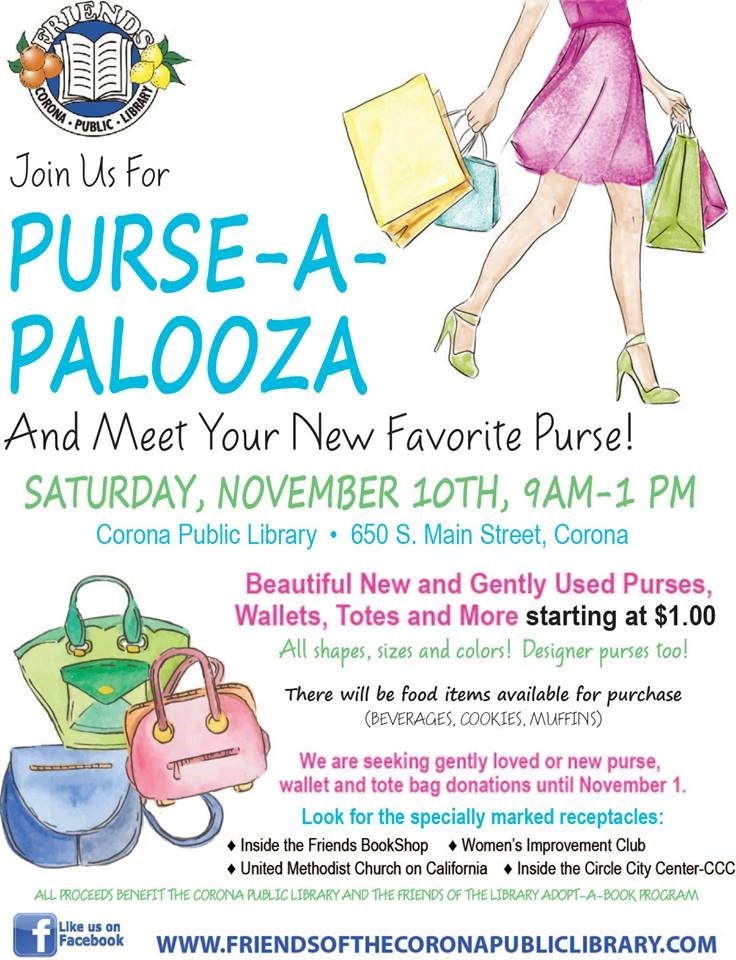 Purse A Palooza