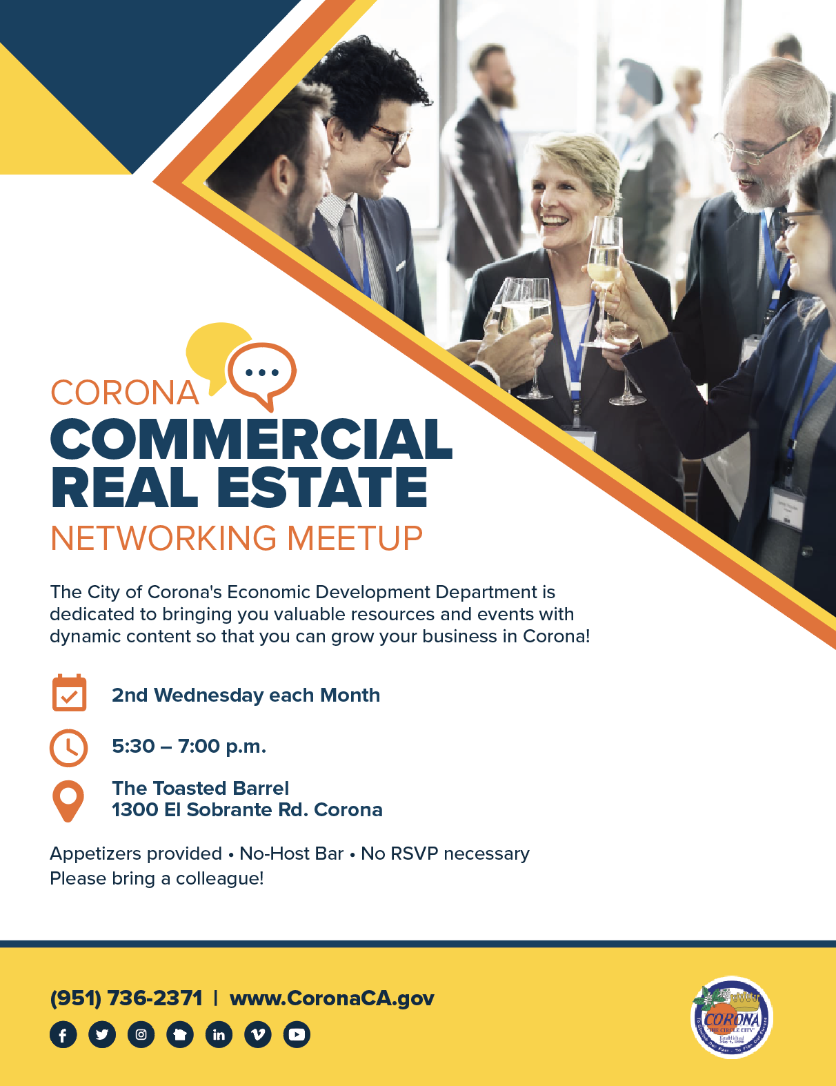 Commercial Real Estate Mixer