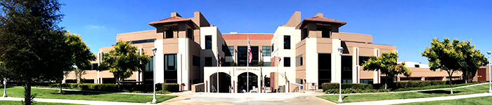 Corona City Hall Header
