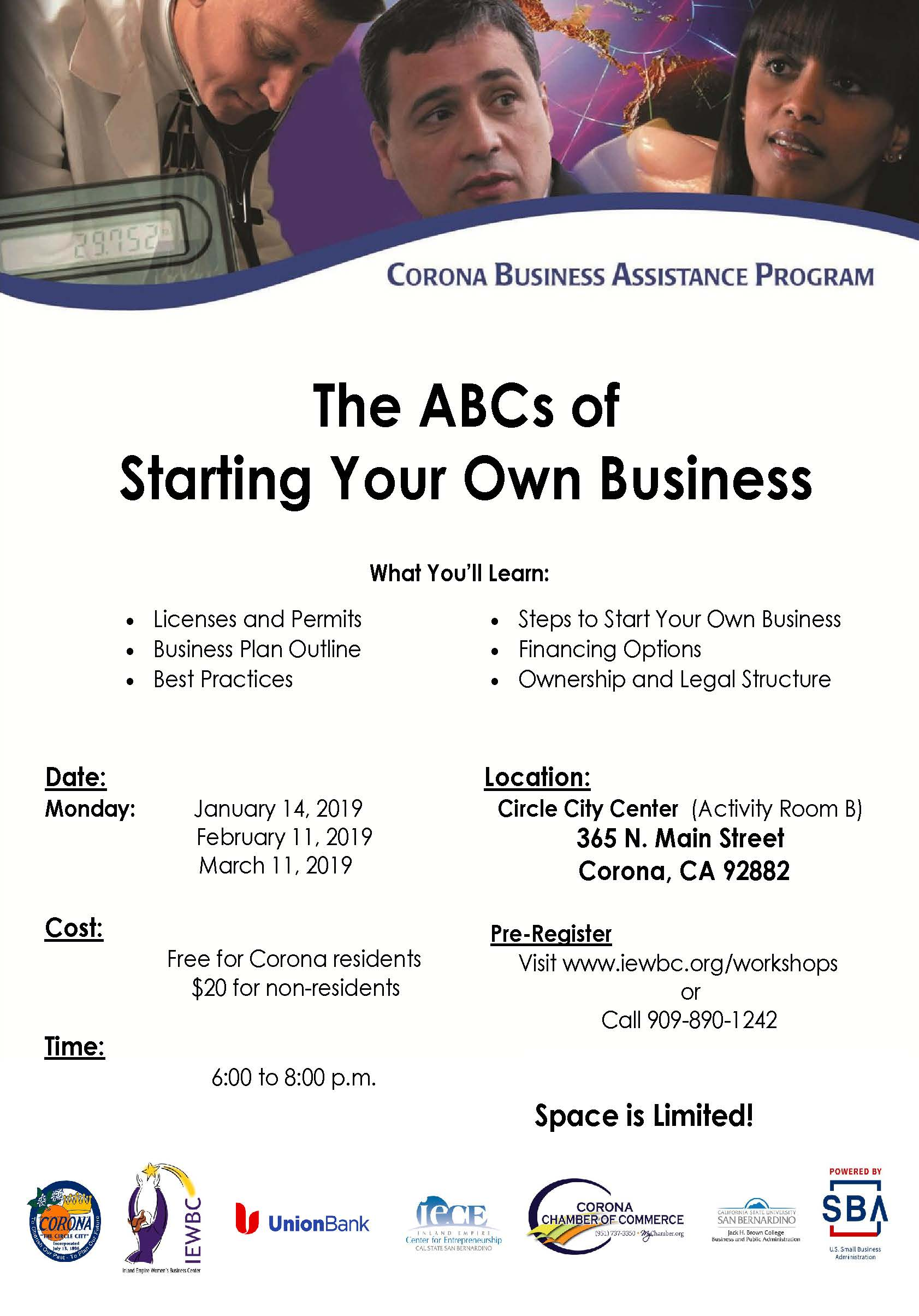 ABCs of Starting Your Own Business