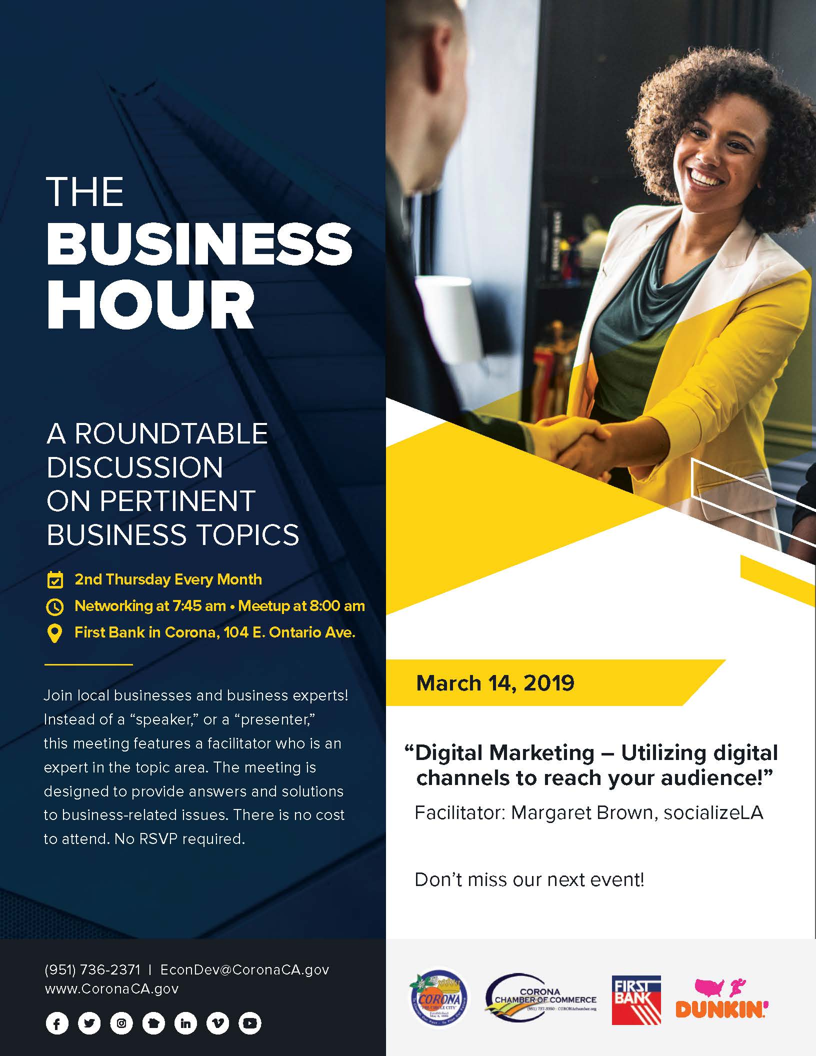 03.2019 The Business Hour
