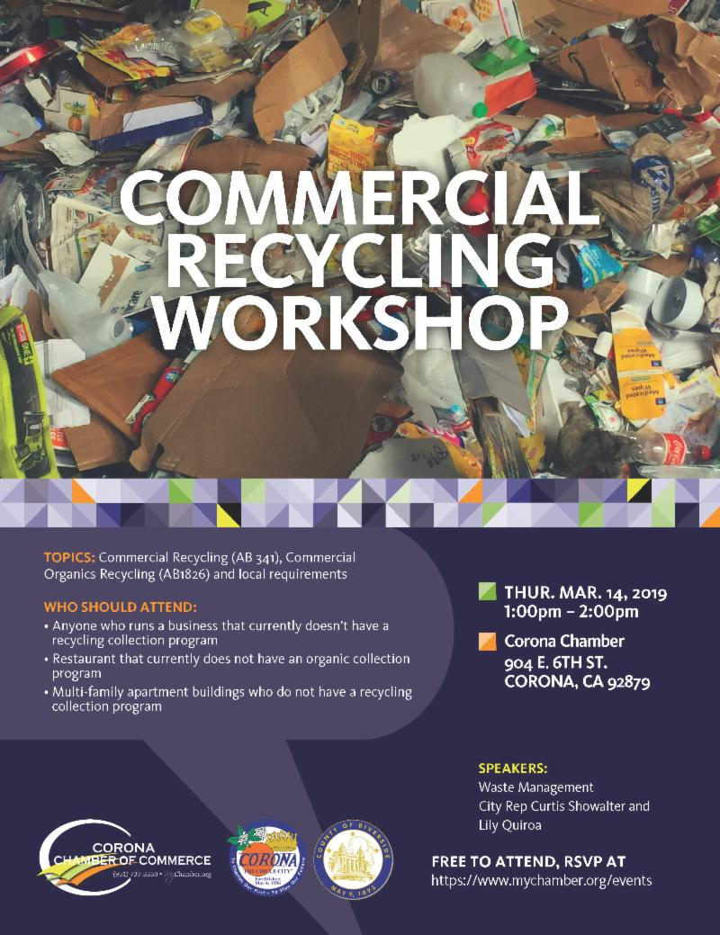 Commercial Recycling Workshop