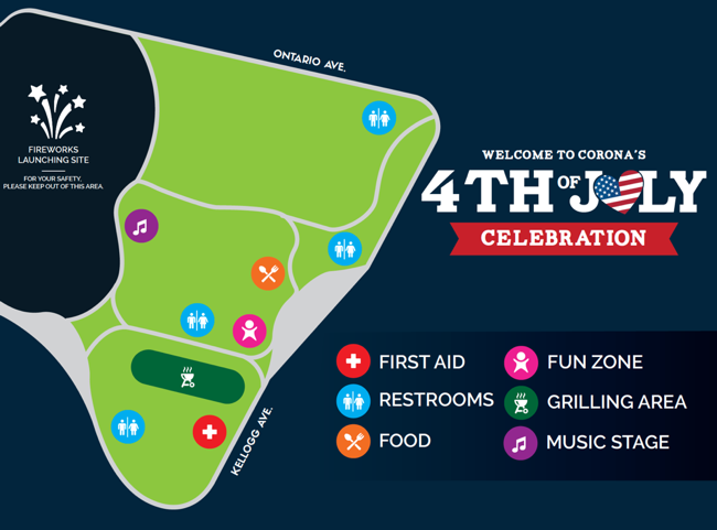 4th of July – Independence Day Celebration | City Calendar