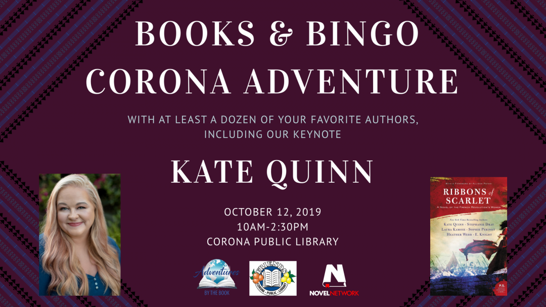 Book and Bingo Corona Adventure 2019