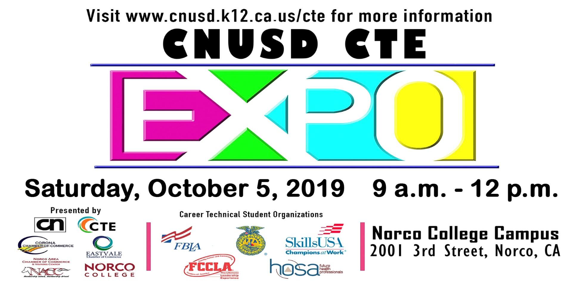 CNUSD Career Technical Education Expo