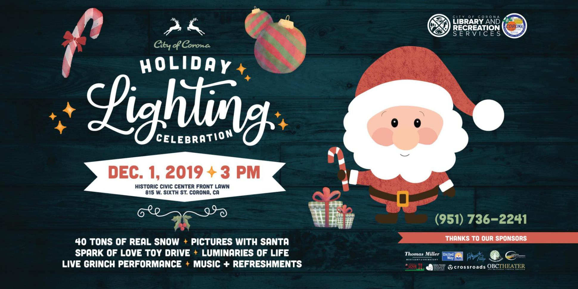 Holiday Lighting 2019