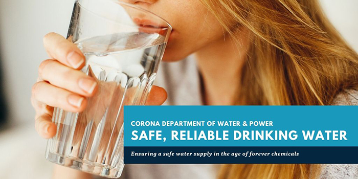 Corona DWP: Safe, Reliable Drinking Water