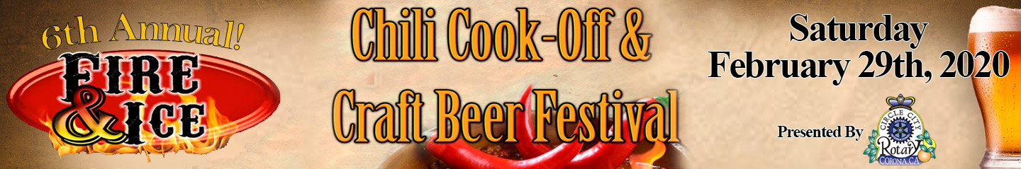 Fire & Ice Chili Cook-Off and Craft Beer Festival