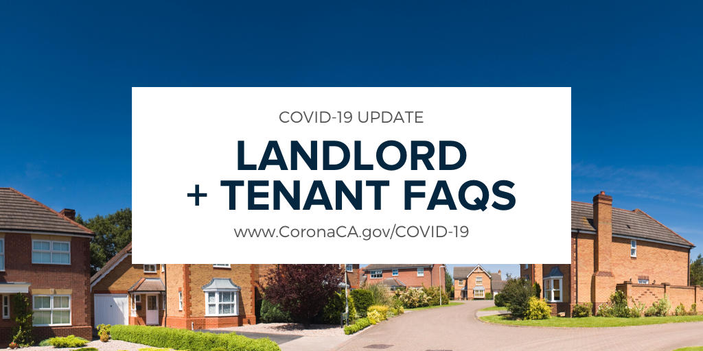 Landlord and Tenant FAQ