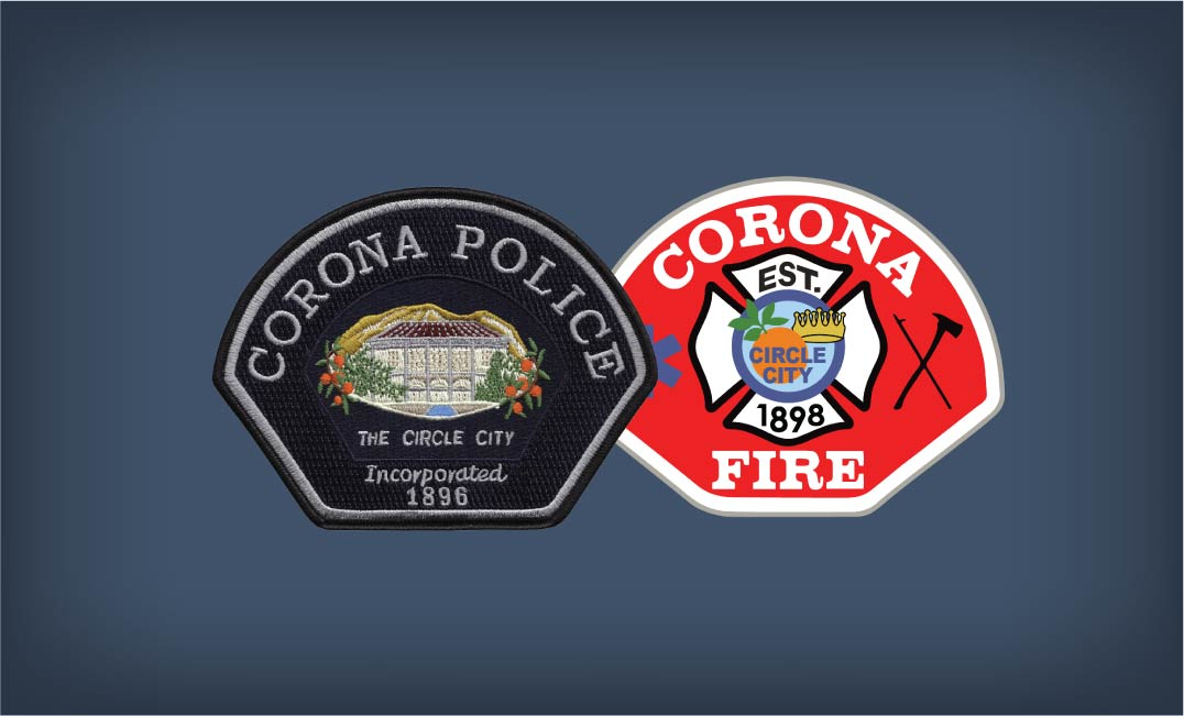 Corona PD & Fire Press Release