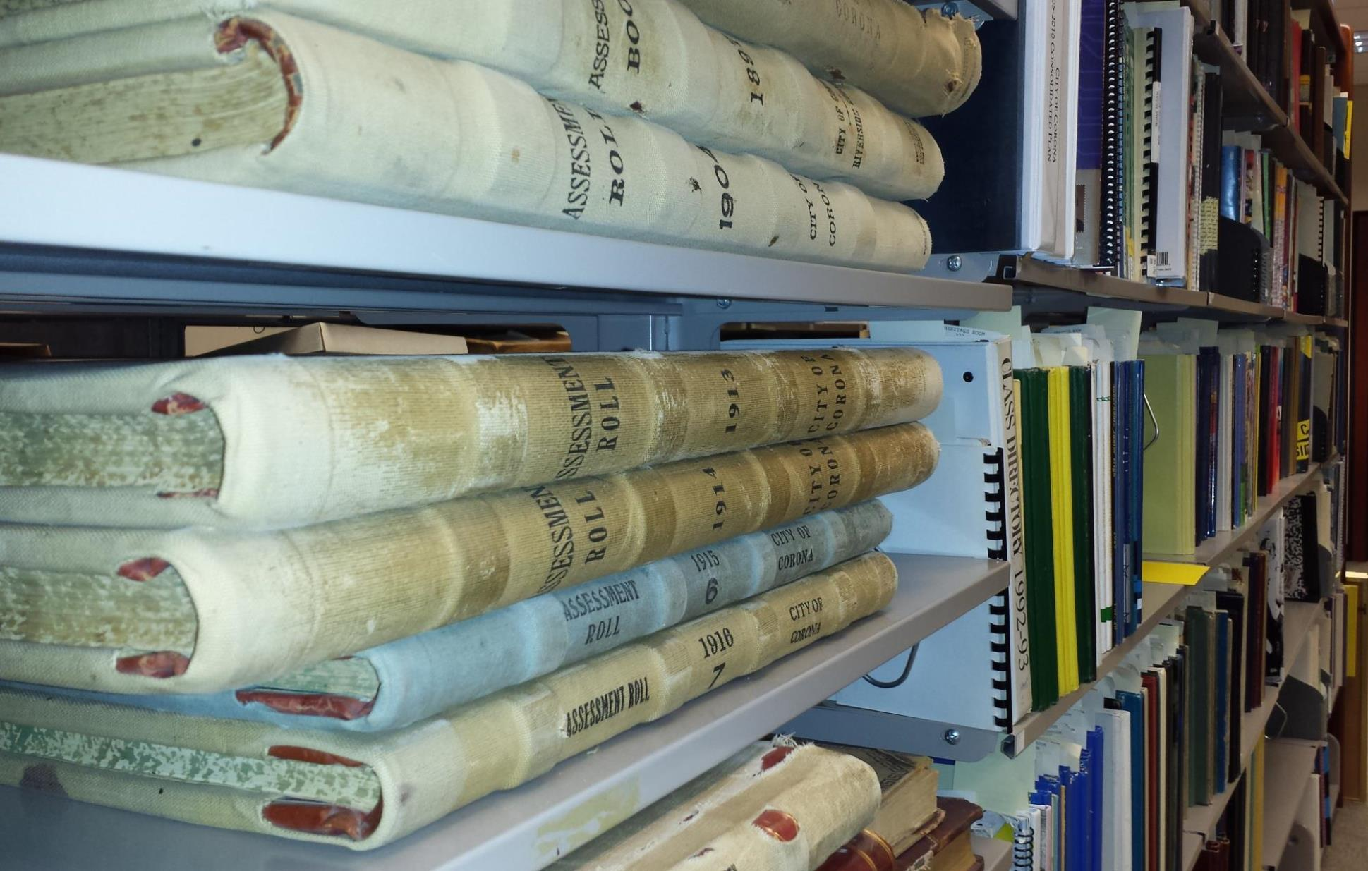 books, archives, special collections