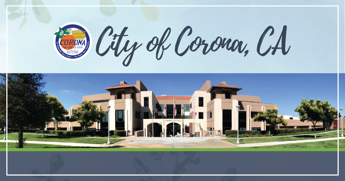 City Of Corona Home