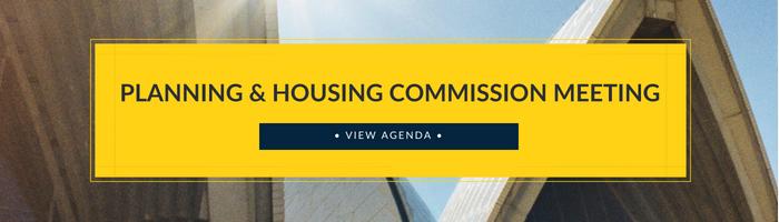 Planning & Housing