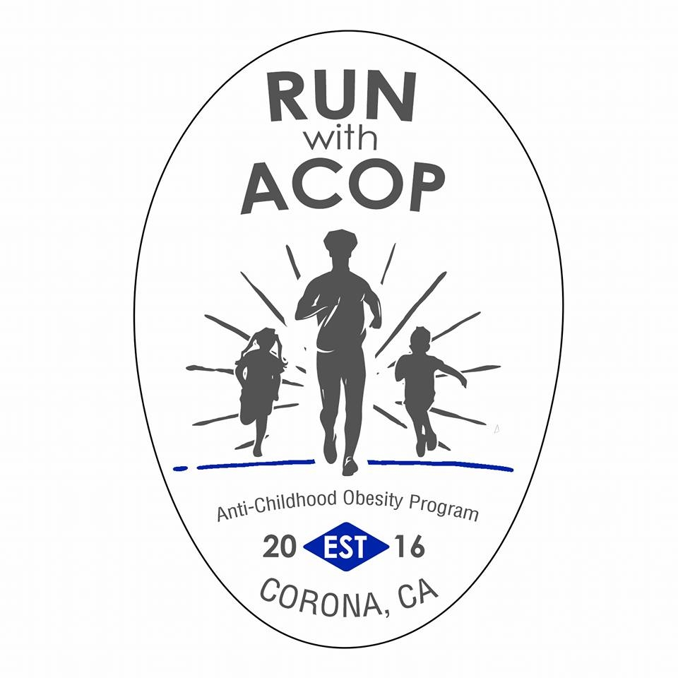 Run with ACOP Badge